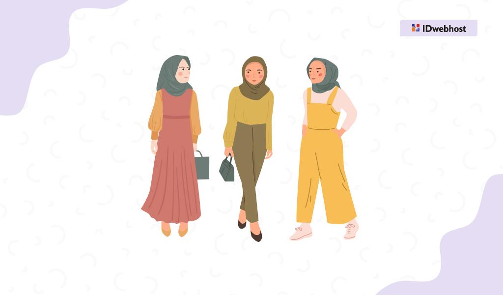 peluang usaha Busana Muslim dan Perlengkapan Ibadah