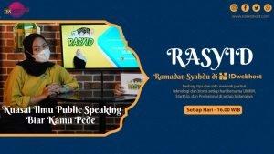 Kuasai Soft Skill Public Speaking Bersama Diajeng Bantul