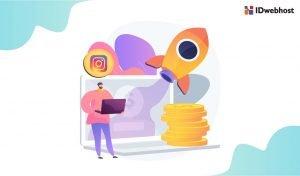 Cara Mendapatkan Uang di Instagram  dengan Cepat & Mudah
