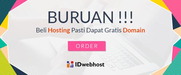 domain gratis hosting murah