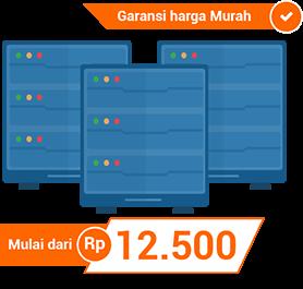 hosting murah