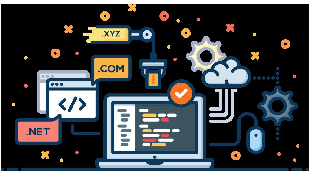 layanan penyedia web hosting