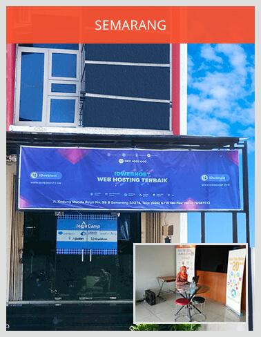 Kantor IDwebhost Semarang