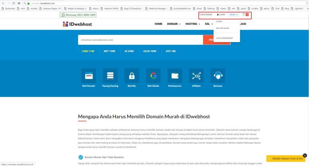 Cara Setting Domain Custom Ke Blogspot 5