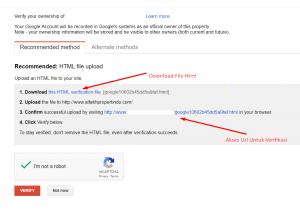 Cara Mengatasi Web Terkena Malware 7