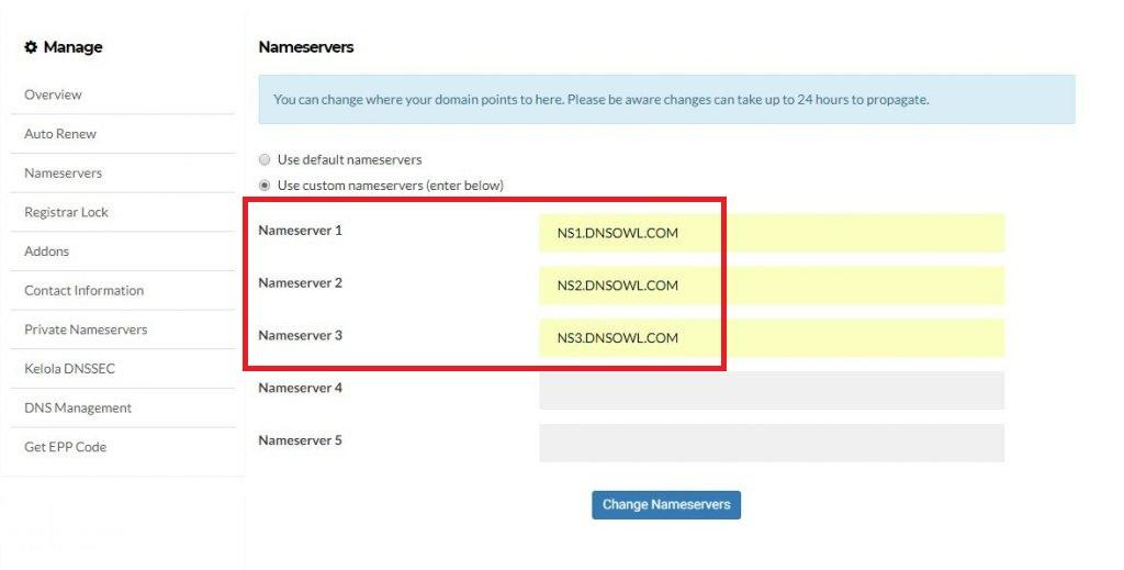 Cara mengarahkan domain ke IP tertentu 3