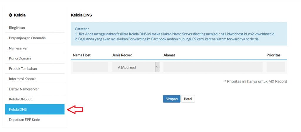 Cara Setting Domain Custom Ke Blogspot 9