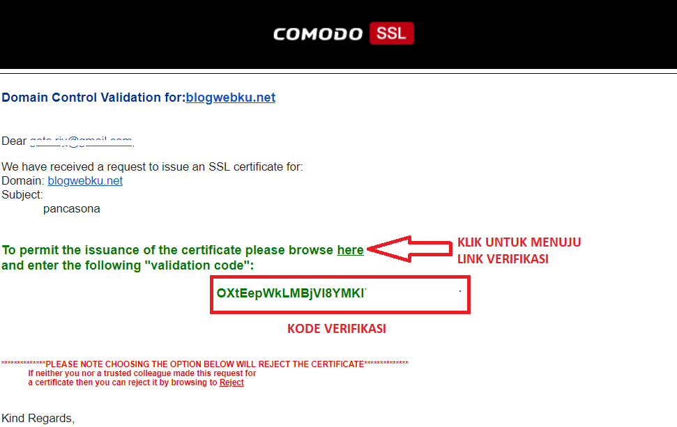 Cara Install SSL di cPanel 13