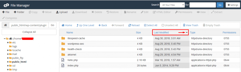 Cara Mengatasi WordPress Error Setelah Install Plugin 6