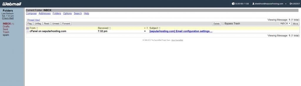 Cara Login Ke Webmail Di Idwebhost 5